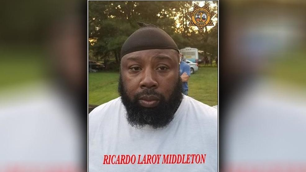 Richland County double murder suspect arrested in Ladson