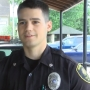 Ridgway police officer plays basketball with kids, buys them slushies