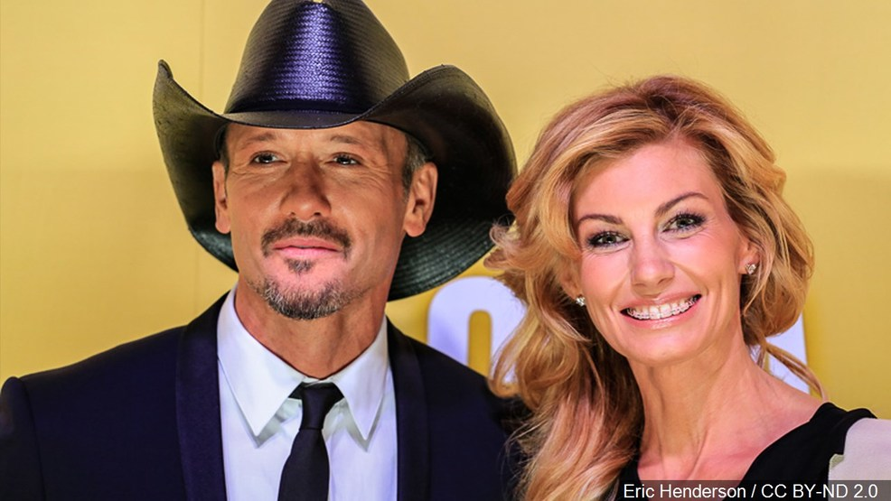 Tim McGraw and Faith Hill: 10 things to know