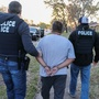 ICE officers arrest 89 illegal immigrants in three-day sweep in Oklahoma and north Texas