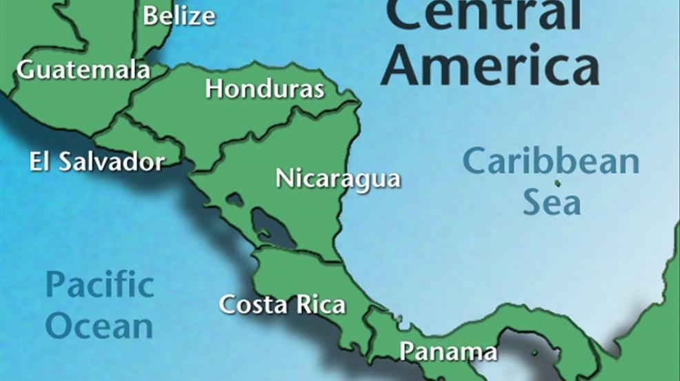 Magnitude 6 1 Earthquake Shakes Panama Area Near Costa Rica