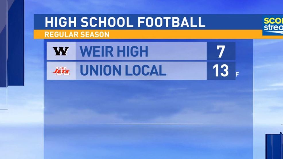 9.29.17 Highlights: Weir at Union Local