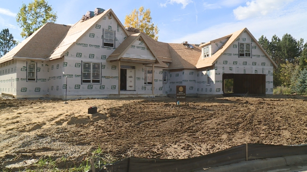 Home building market booms in michigan weyi for Building a house in michigan