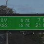 RI highway signs give real-time travel times