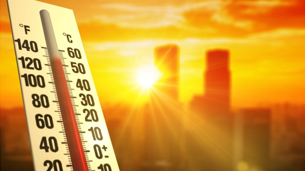 Se avecina otro día caluroso, hay posibilidades de romper récord de  temperatura | KUNP
