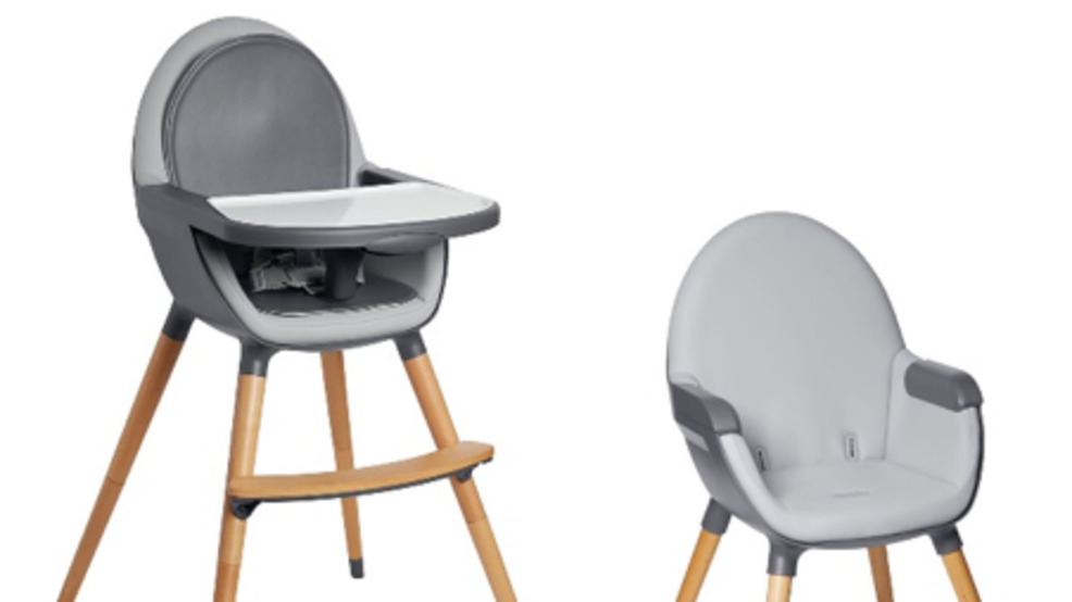 Convertible High Chair Recalled After Reports Of Injuries To Children