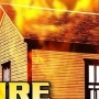 One child severely burned, two taken to hospital in Lexington mobile home fire