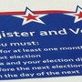 County leaders hope new initiative helps register high school students to vote
