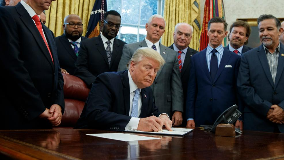 Trump sends $7.9 billion Harvey aid request to Congress | WLOS