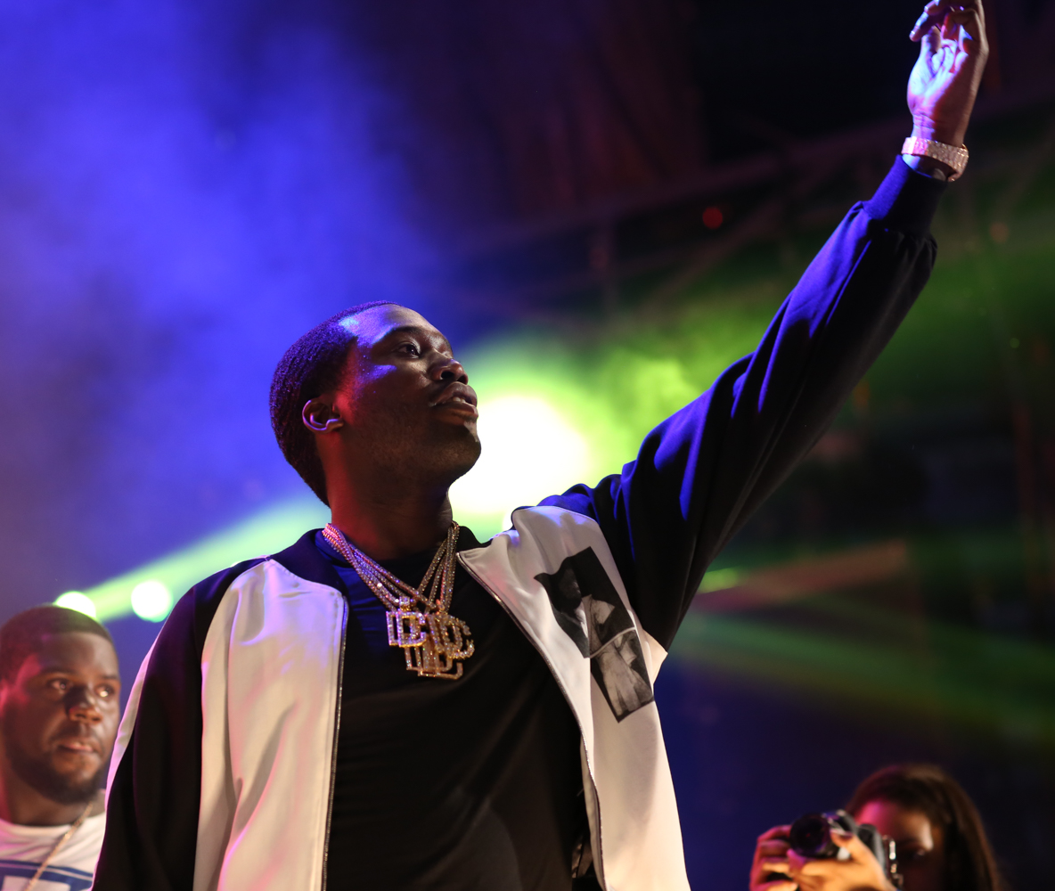 Hot 97's Summerjam 2017 at the Metlife Stadium in New Jersey  Featuring: Meek Mill Where: East Rutherford, New Jersey, United States When: 11 Jun 2017 Credit: WENN.com