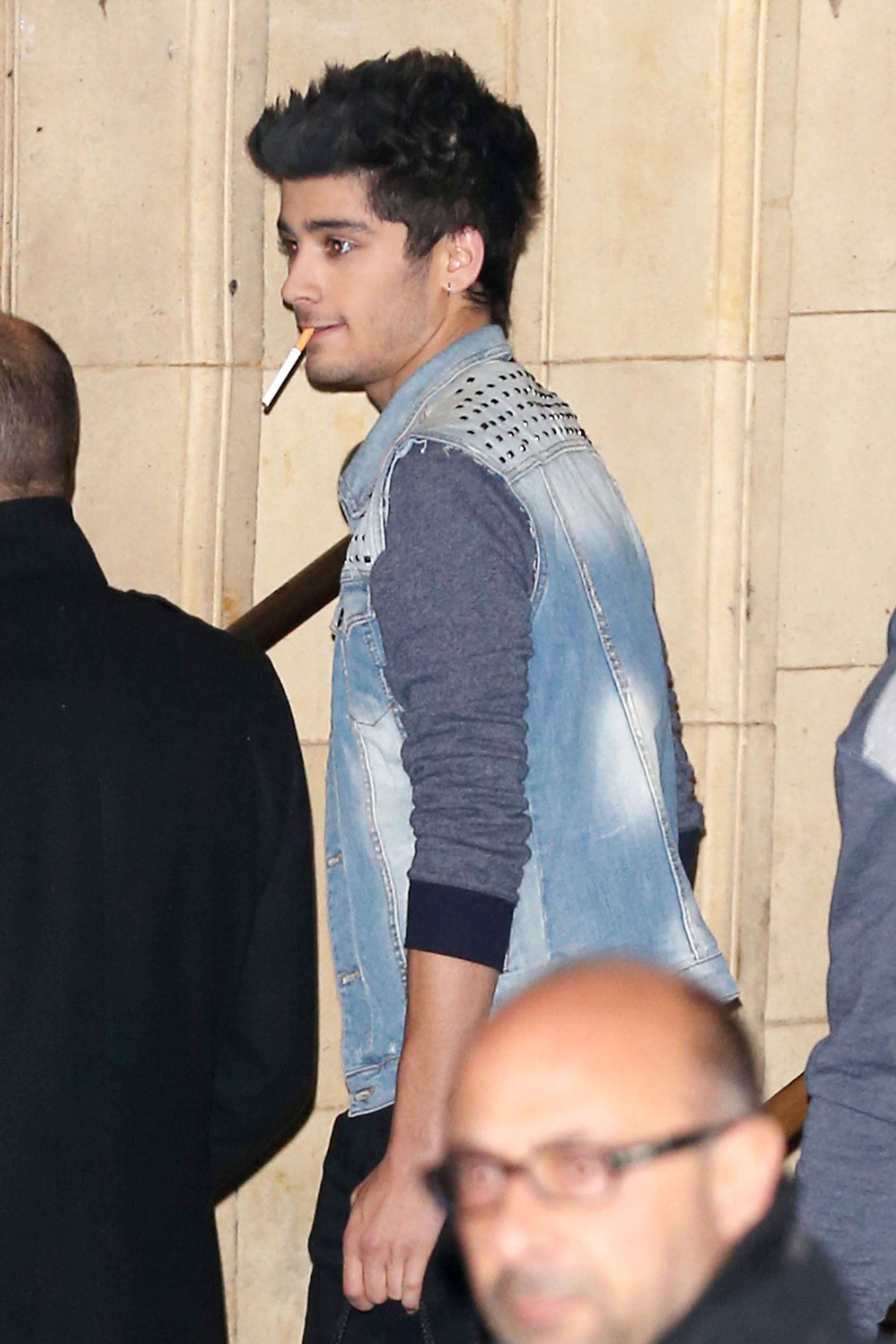 Zayn Malik of One Direction, leaving the Royal Albert Hall after performing at The Royal Variety Performance. London, England - 19.11.12  Featuring: Zayn Malik of One Direction Where: London, United Kingdom When: 19 Nov 2012 Credit: WENN