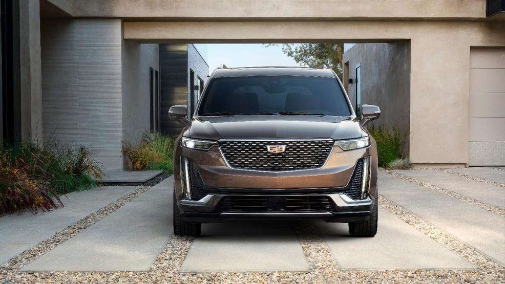 Naias 2019 Cadillac Set To Reveal New Xt6 Crossover On Eve Of