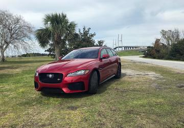 2018 Jaguar XF Sportbrake: Bringing wagons back to the States [First Look]
