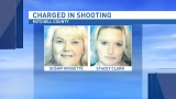 2 Mitchell County women arrested for shooting man on tractor