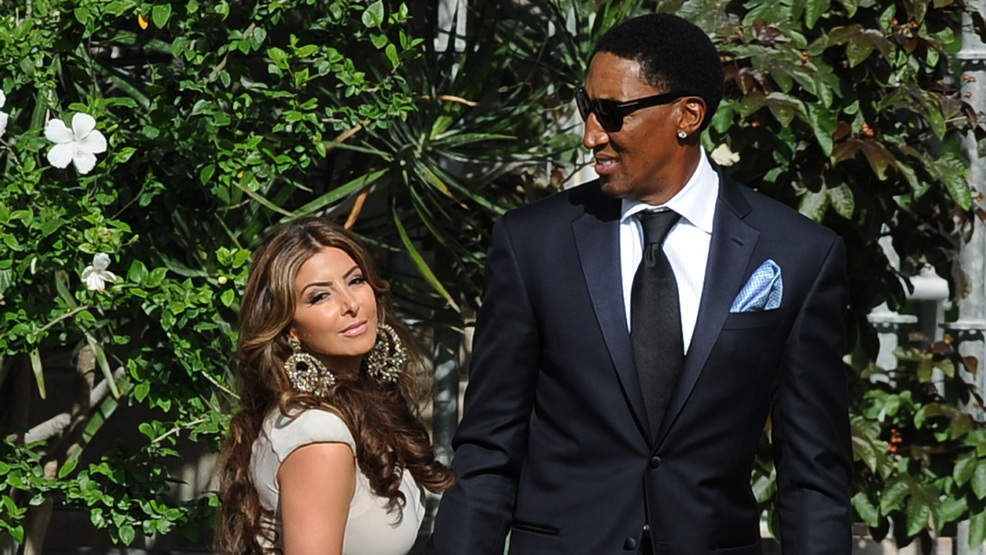 Larsa Pippen files for divorce from Scottie