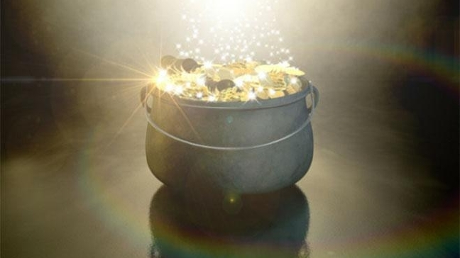 Why People Look for a Pot of Gold at the End of the Rainbow