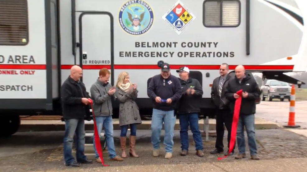 Belmont County has new mobile command center | WTOV