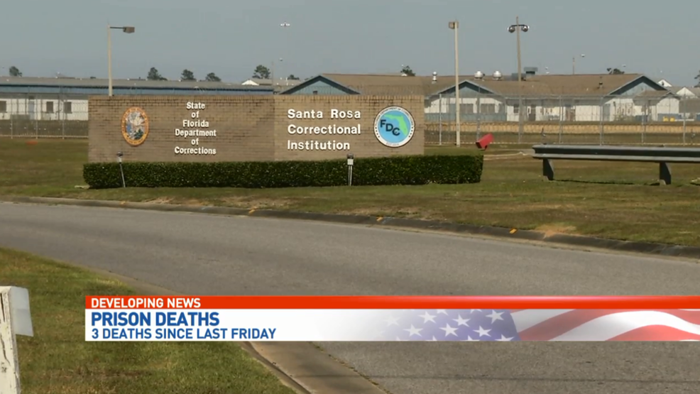 Santa Rosa Correctional Institution sees rise in inmate deaths