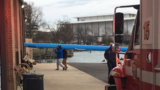 14 rescued from Potomac River after HS rowing team's scull, 'chase boat' overturn