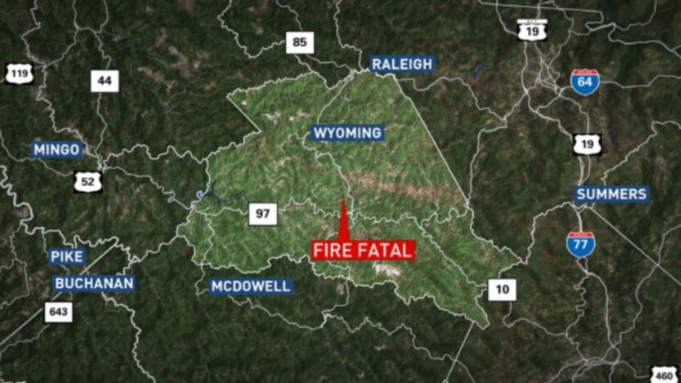 One Person Killed In Fire In Wyoming County Wchs
