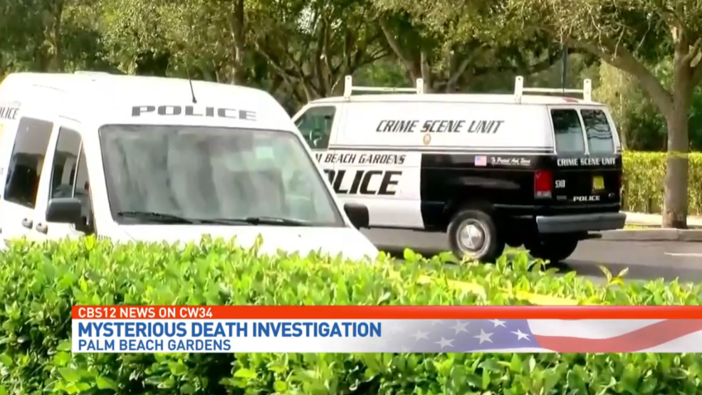 Police search for a killer after Palm Beach Gardens man found dead ...