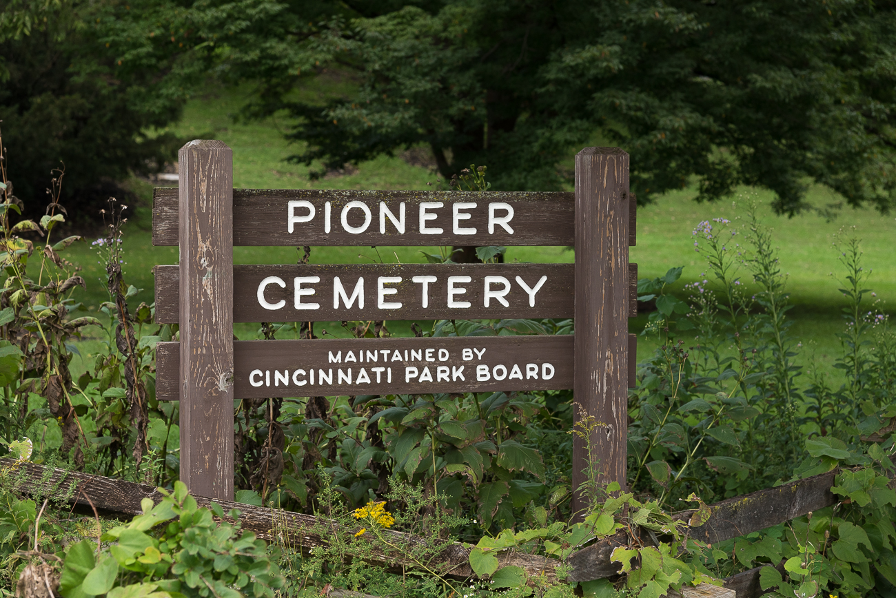 The Pioneer Memorial Cemetery is the oldest graveyard in Hamilton County. It sits on a plot of land once occupied by a Baptist church that was founded in 1790—just a couple short years after settlers landed in Columbia (now known as Columbia-Tusculum). In the graveyard are dozens of tombstones; some dating back to the 1700s. It is notable for being the resting place for several American Revolutionary War soldiers, including that of Major Benjamin Stites, who's credited with founding Columbia in 1788. It is believed to be the only existing landmark remaining from the first settlement in the region. ADDRESS: 333 Wilmer Avenue (45228) / Image: Phil Armstrong, Cincinnati Refined // Published: 10.3.18