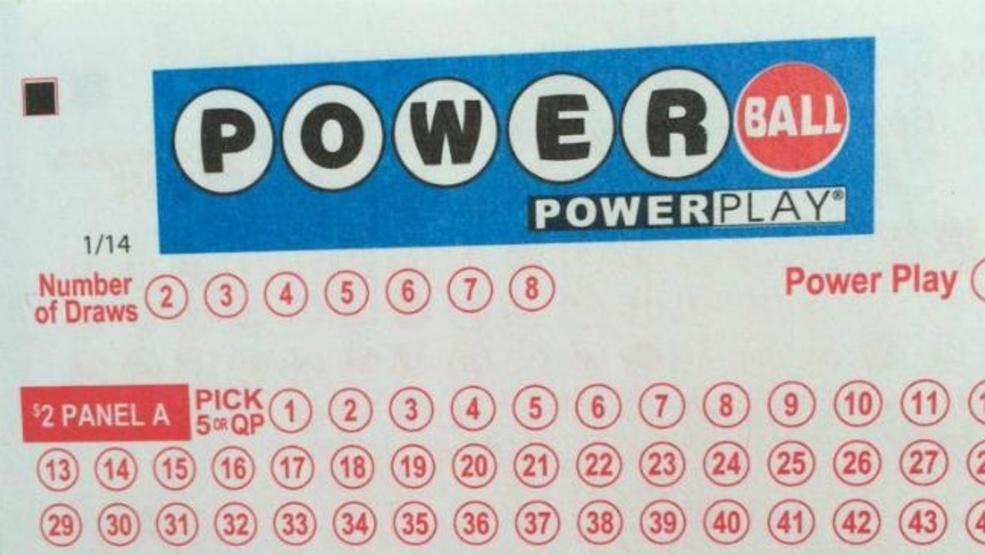 Wisconsin Lottery Wednesdays Powerball Jackpot Racks Up To 381