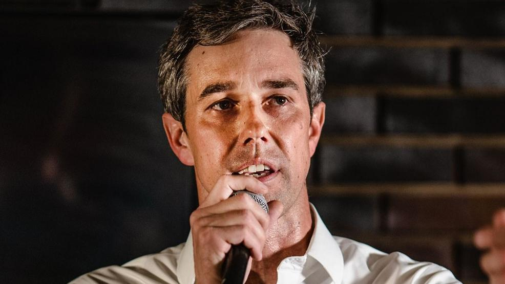 Presidential candidate Beto O'Rourke speaks at Alabama Democratic Convention in Hoover
