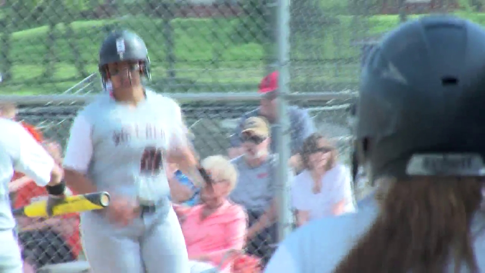 5.10.17 Video- Meadowbrook vs. Steubenville- high school softball