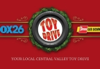 FOX26 Les Schwab Toy Drive