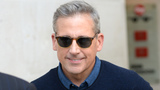 Steve Carell 'excited' by positive reaction to his grey hair