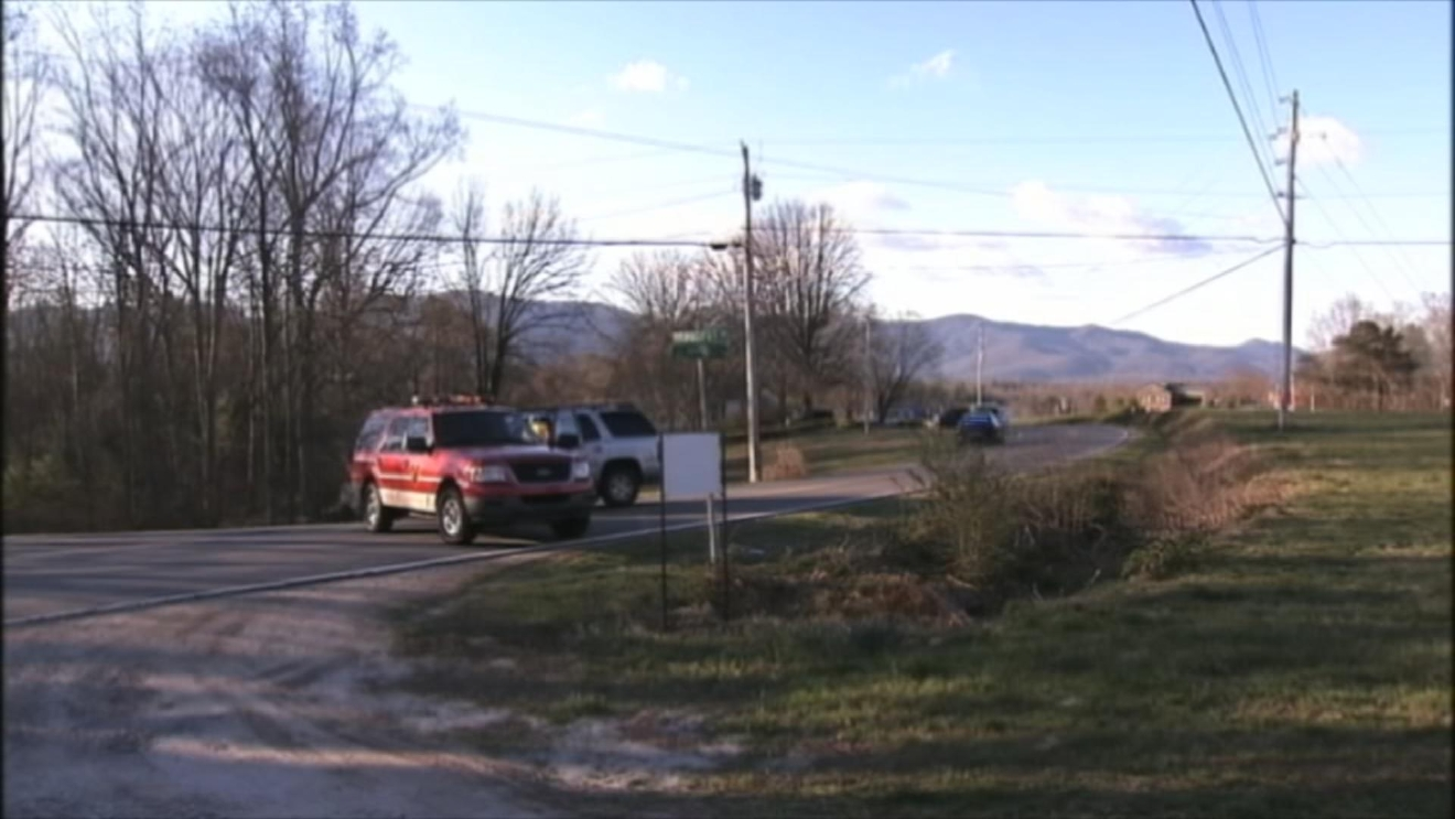 The Burke County Sheriff's Office is investigating after a 3-year-old was found dead on the front porch of a Morganton home.  (Photo credit: WSOC)