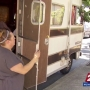 Police: Man tossed explosive under RV because he was tired of homeless campers