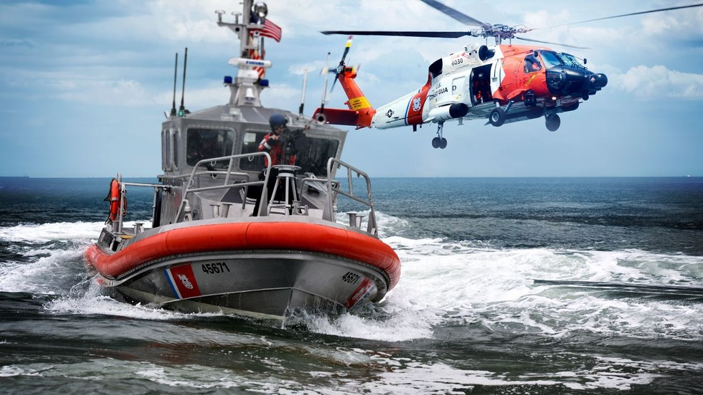Coast Guard Searching For Man Missing From Cruise Ship Wpec