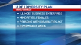 University of Illinois to Review Diversity Plan for Vendors