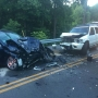 Multiple people hospitalized in Irondequoit head-on crash