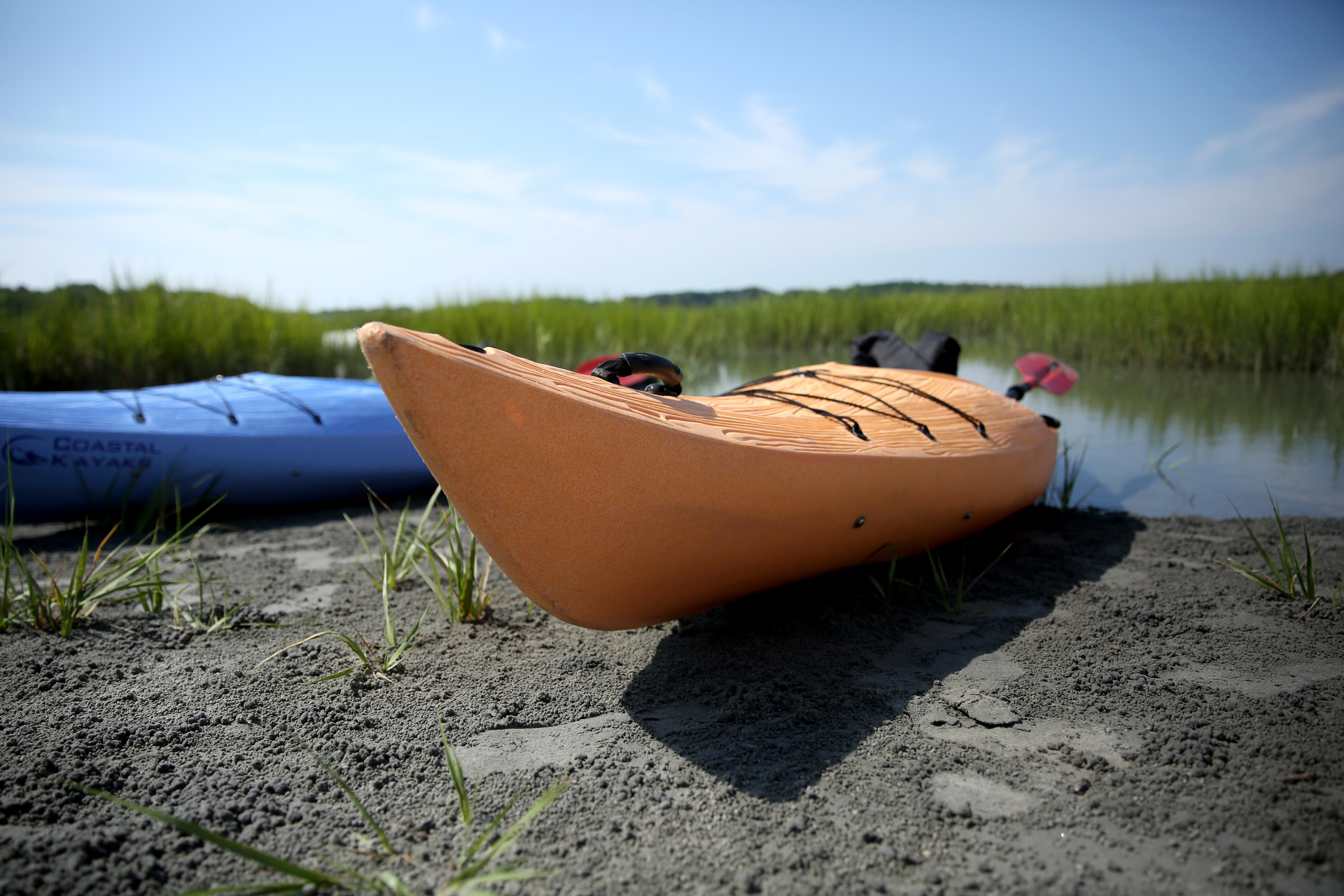 Kayak tour with Southeast Expeditions (Amanda Andrade-Rhoades/DC Refined)