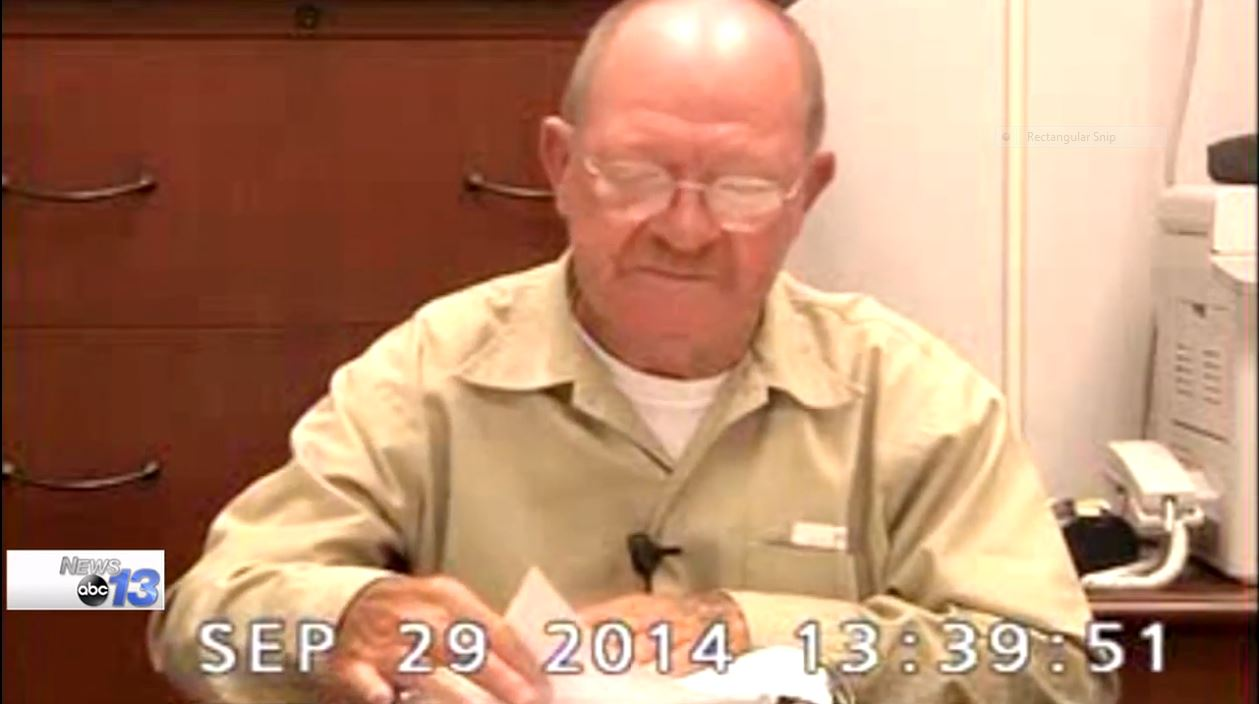 EXCLUSIVE: Deposition footage of former sheriff Bobby Medford released