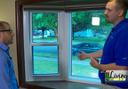 Tundraland Talks Windows at the FOX 11 Field House