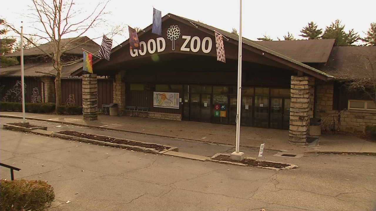 The Good Zoo at Oglebay is the only place in West Virginia that houses reindeer. (WCHS/WVAH)<p></p>