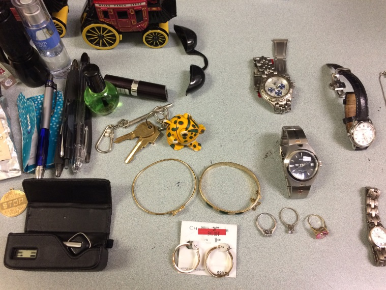 Police say to create a list and take photos or videos of electronics, bikes, jewelry, art, tools and other items. (File/SBG photo)