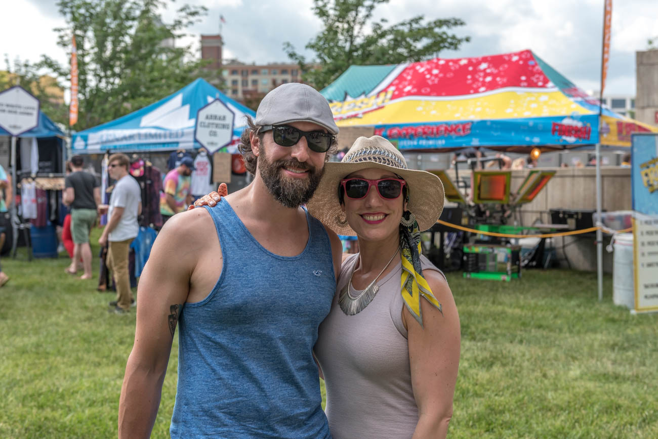 Josh Beas and Angelina Petrarca / Image: Mike Menke // Published: 6.3.18