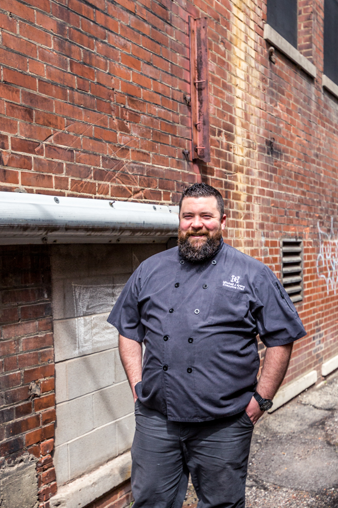 Executive Chef Mitch Arens / Image: Catherine Viox // Published: 4.27.19