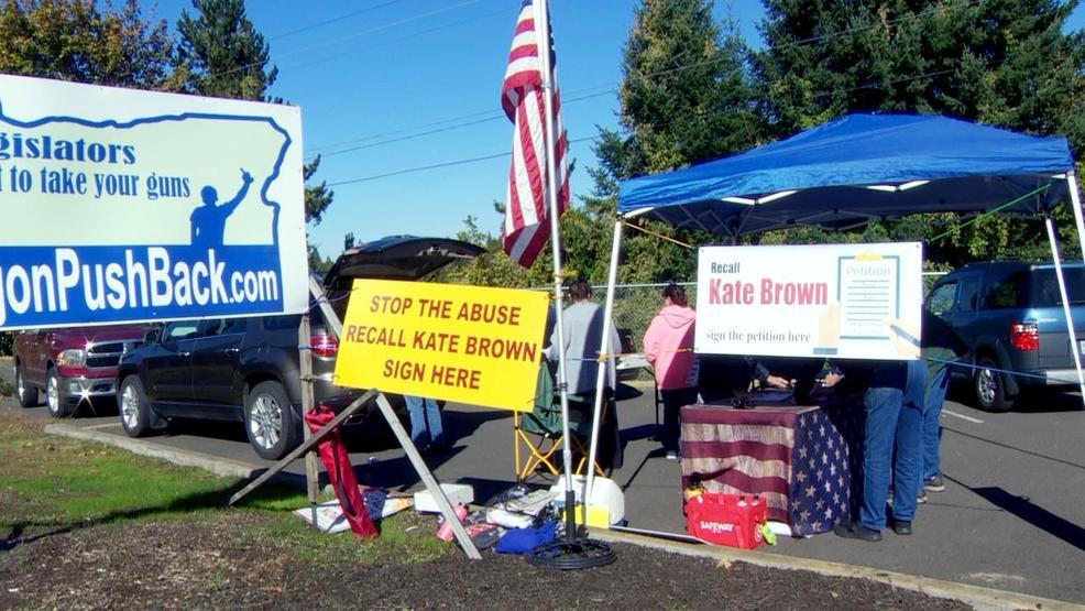 Lars Larson hosts Gov. Brown recall petition drive days before deadline