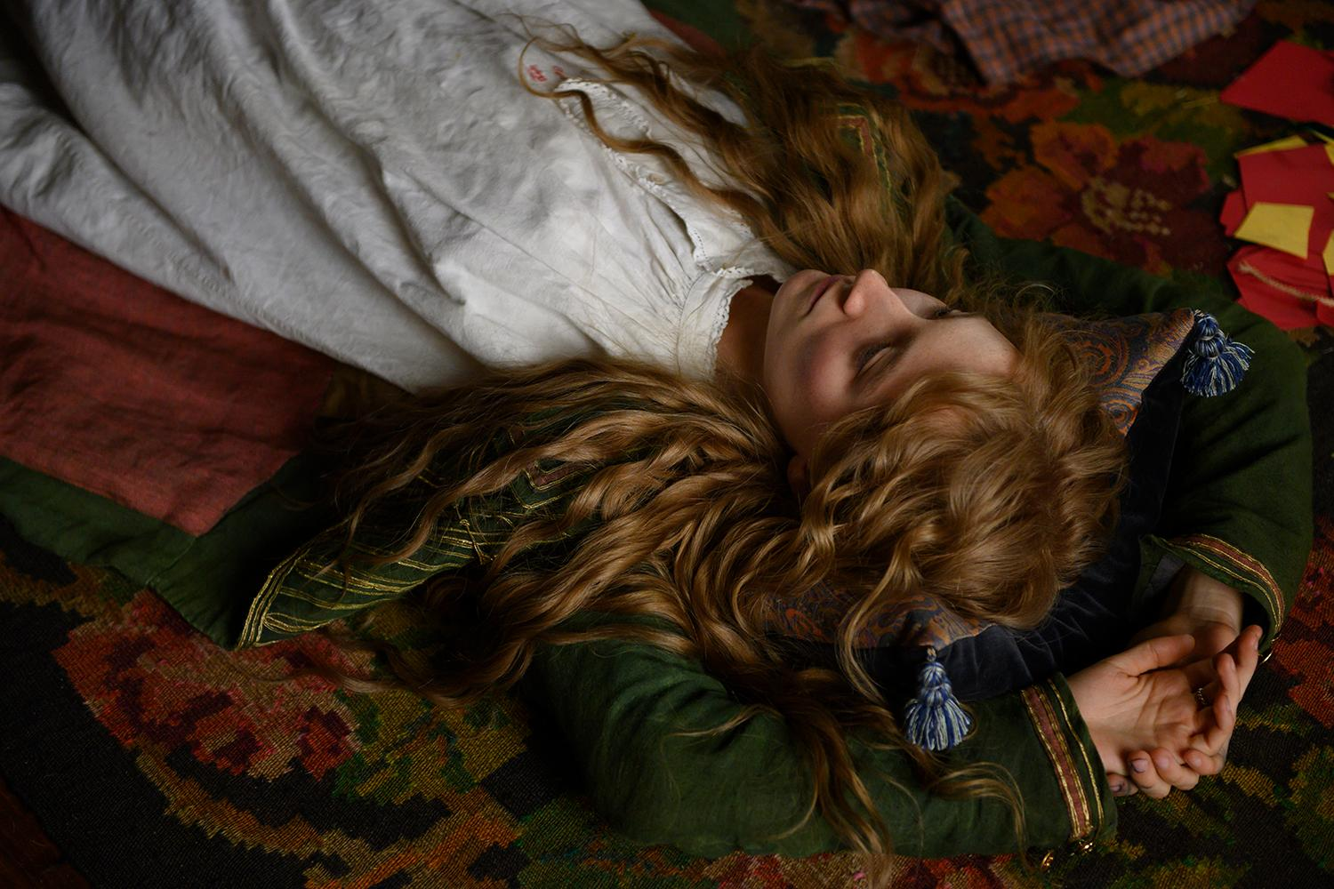 Saoirse Ronan in Columbia Pictures' LITTLE WOMEN.{ }(Image: Wilson Webb / Sony Pictures)