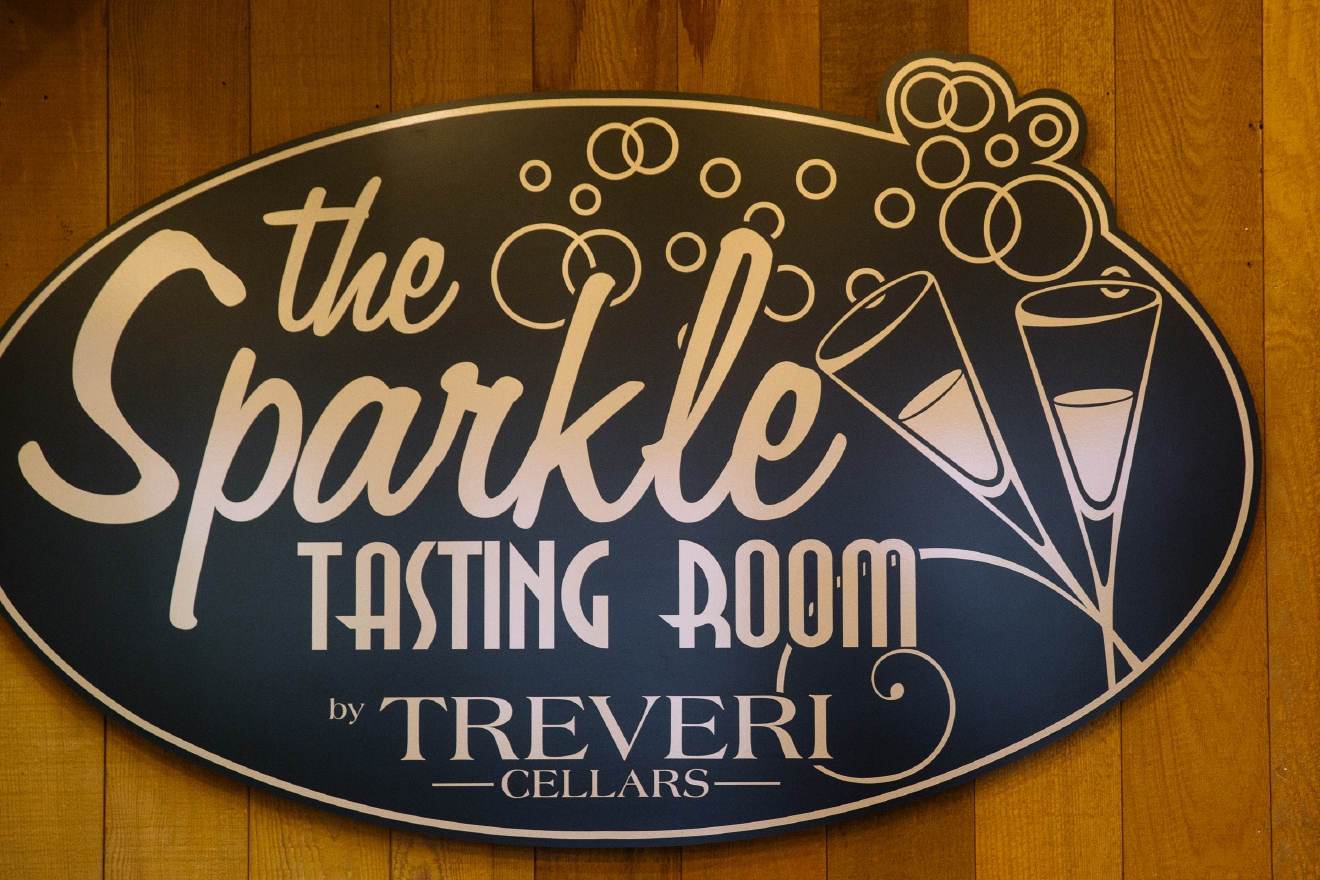 This one is for all those sparkling wine drinkers out there! You may have noticed for the last couple weeks we've been featuring wineries from our state that you may or may not have heard about. This week is Treveri Cellars, and if you're a fan of luxurious handcrafted sparkling wines, listen up. Located in Wapato, WA - Treveri opened in 2010 with a mission to put Washington sparkling wine on the map. Since then their wine has been served at White House State Department receptions and the James Beard Foundation in New York....so we'd say they are succeeding! Put Treveri on your own map (and table) with more info at trevericellars.com. (Image: Joshua Lewis / Seattle Refined)