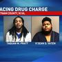 Two men arrested in Putnam County after drugs, cash, assault rifles seized