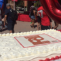 UNLV celebrates 60th birthday in Rebel fashion, complete with cake, music, and the mayor
