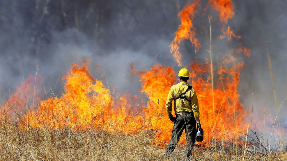 Smoke warnings go out over 'controlled burns' | KOMO
