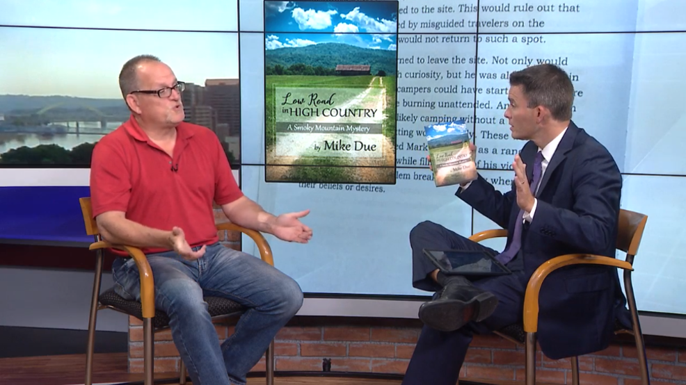 Local author Mike Due discusses his latest book